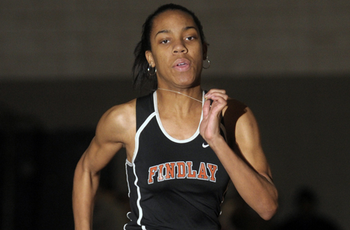 Clay Breaks School Record, Runs 5th Fastest Time in NCAA DII History