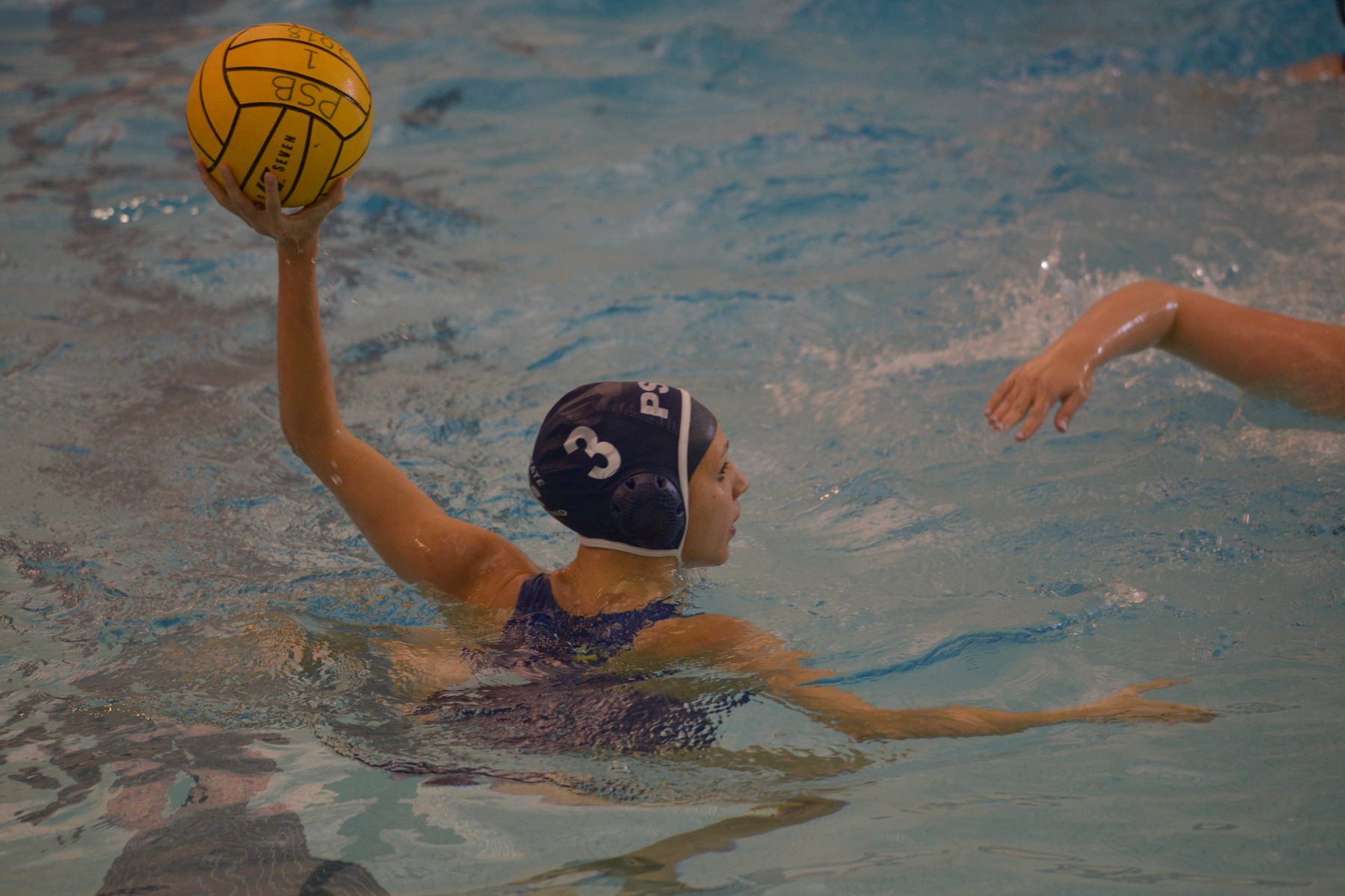 Lions Fall to Mckendree in Women's Water Polo