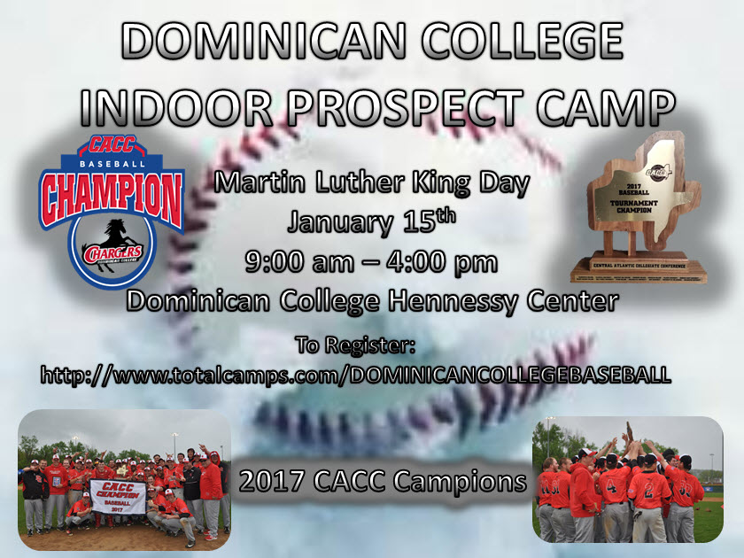 BASEBALL TO HOLD INDOOR PROSPECT CAMP