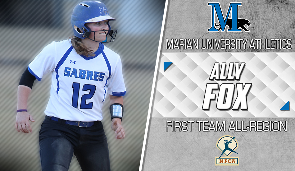 Ally Fox all-region graphic.