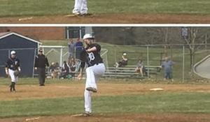 DuBois defeats Beaver 2-0 behind pitching of Dominc Kriner.