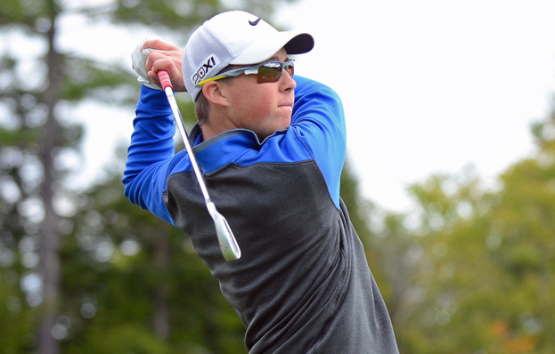 Rookie Caron Claims Queenan Medalist Honors
