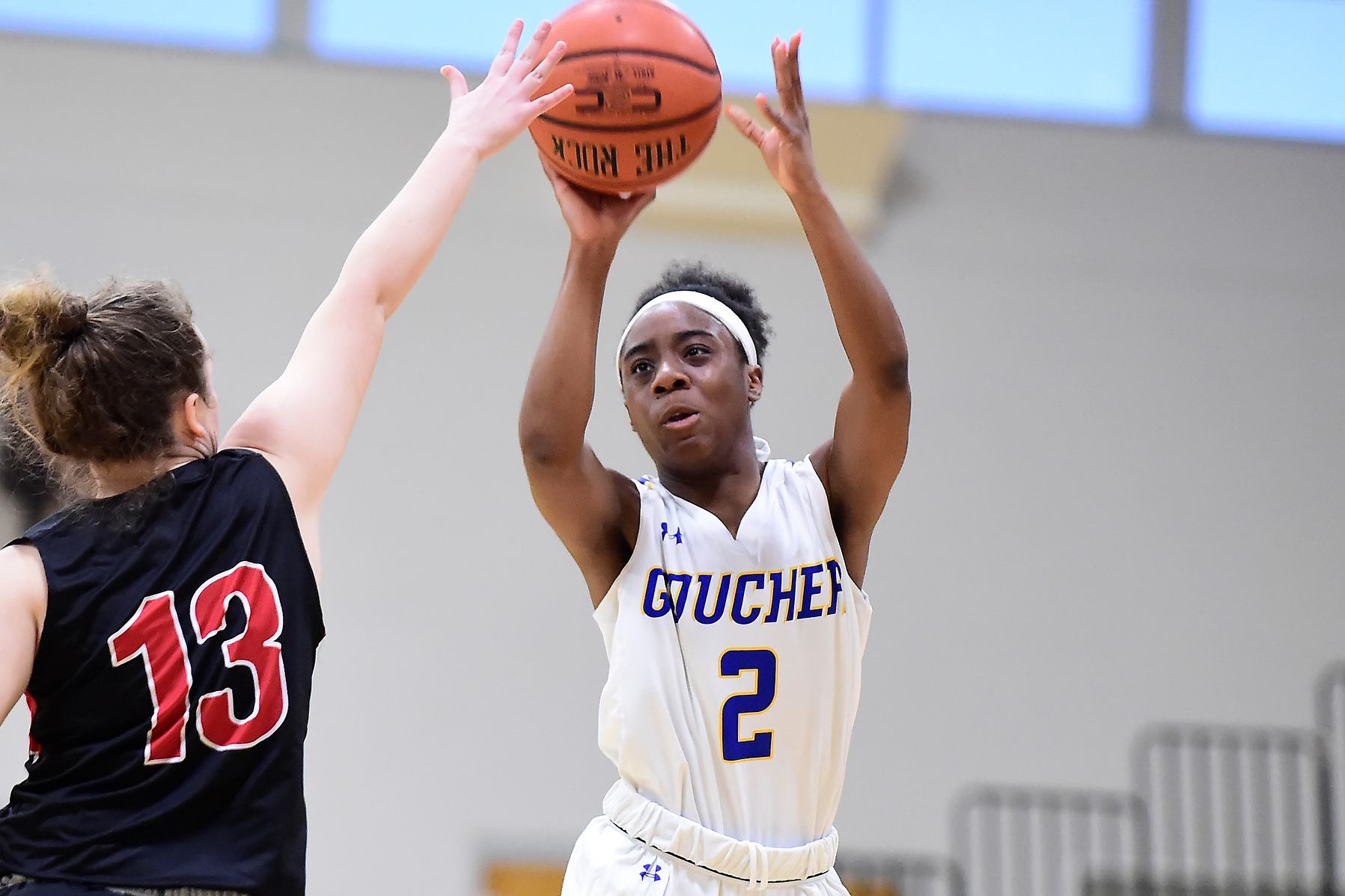 Goucher Ends 2018 With A Win Over Yeshiva, 79-76