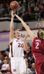 Santa Clara Travels to Play at Hawkeye Challenge