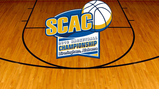 2012 SCAC Men's & Women's Basketball Championships Fast Approaching