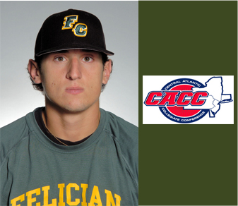 Vasto Named CACC Baseball Pitcher Of The Week