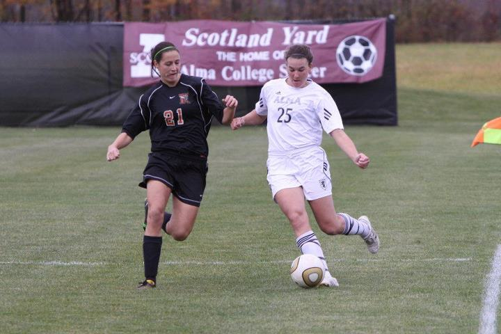 Scots Women's Soccer picked to finish second in MIAA Coaches Poll