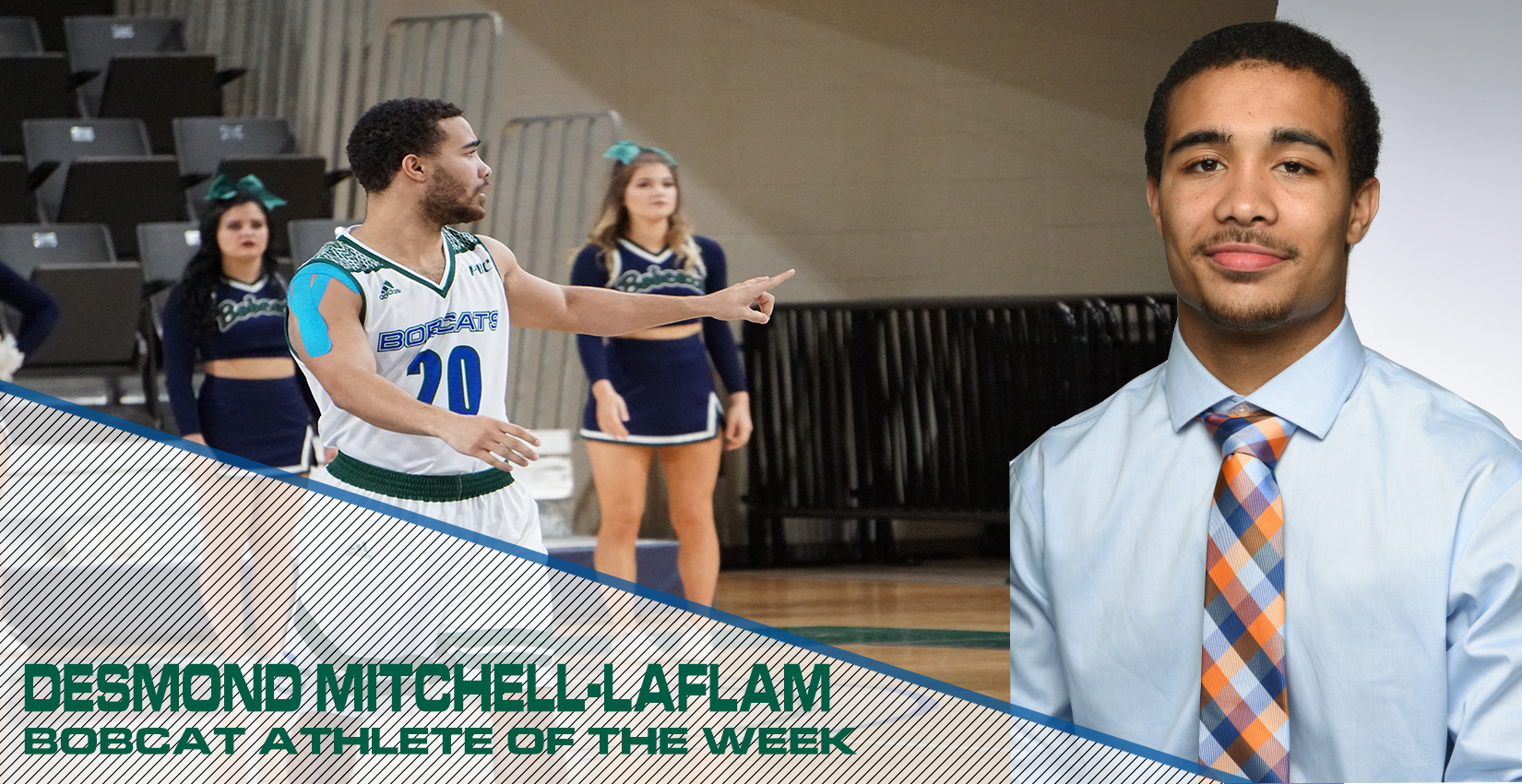 LaFlam named Athlete of The Week