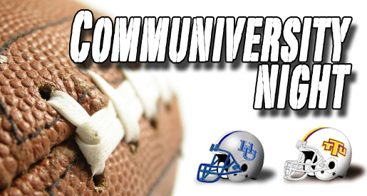 Community will join with Tech Athletics for Communiversity Night Thursday
