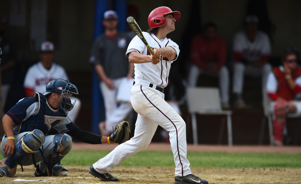 Baseball Completes Sweep of Becker