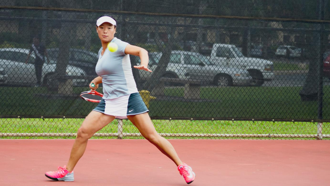 Zhang to participate in 2015 ITA All-Star Outing