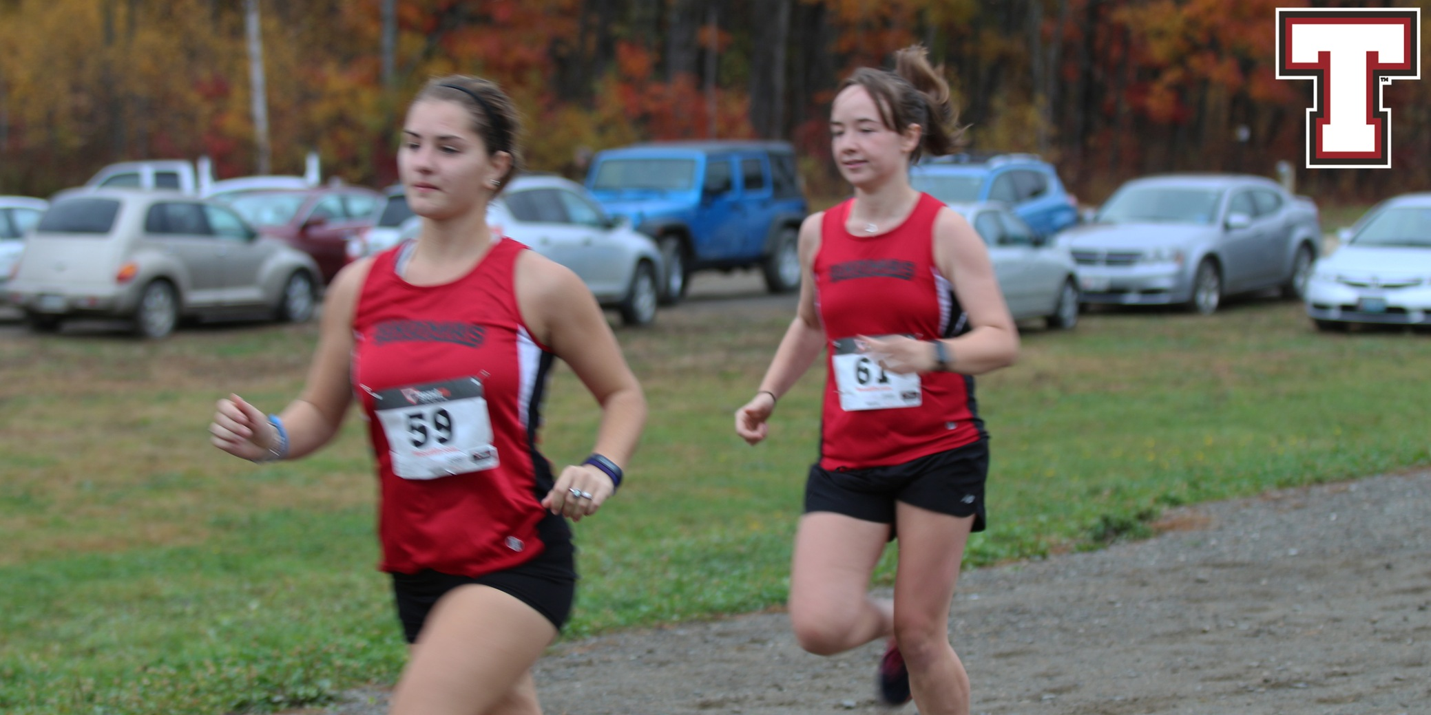 Women's Cross Country Competes at Runnin' Monks Invitational