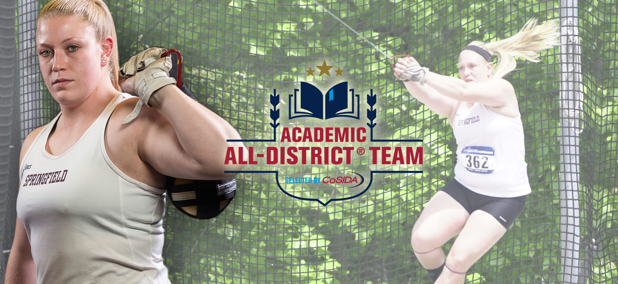 Markos Garners CoSIDA Academic All-District Honors