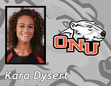 Dysert's double-double leads Women's Basketball in 68-64 victory over Saint Mary's (Ind.)