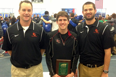 Farrand named Track MVP, Storm place 5th