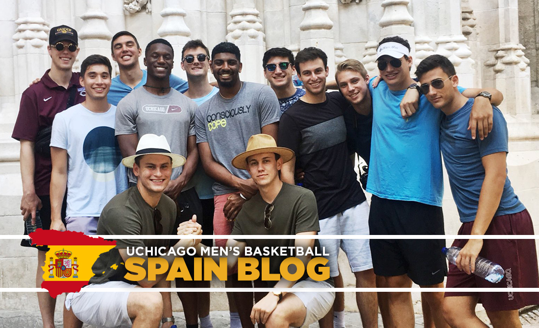 UChicago Men's Basketball Spain Tour: Day 5