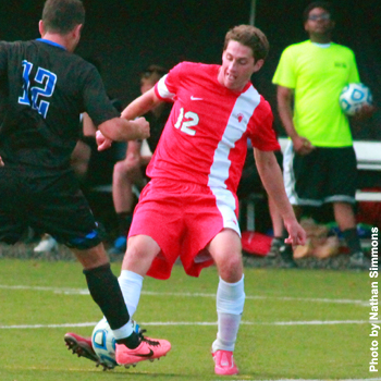 Overtime Goal Downs Foresters against Aurora