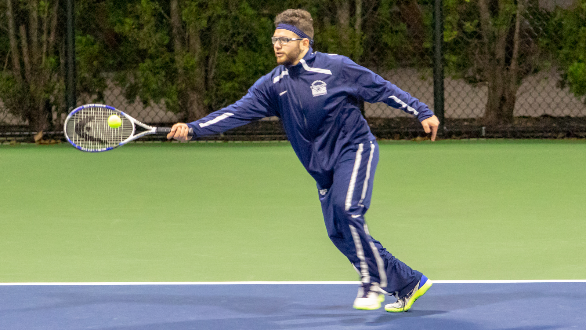 Men's Tennis Downed by FDU-Florham