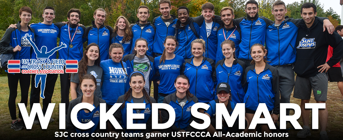 Cross Country Teams Earn USTFCCCA All-Academic Honor