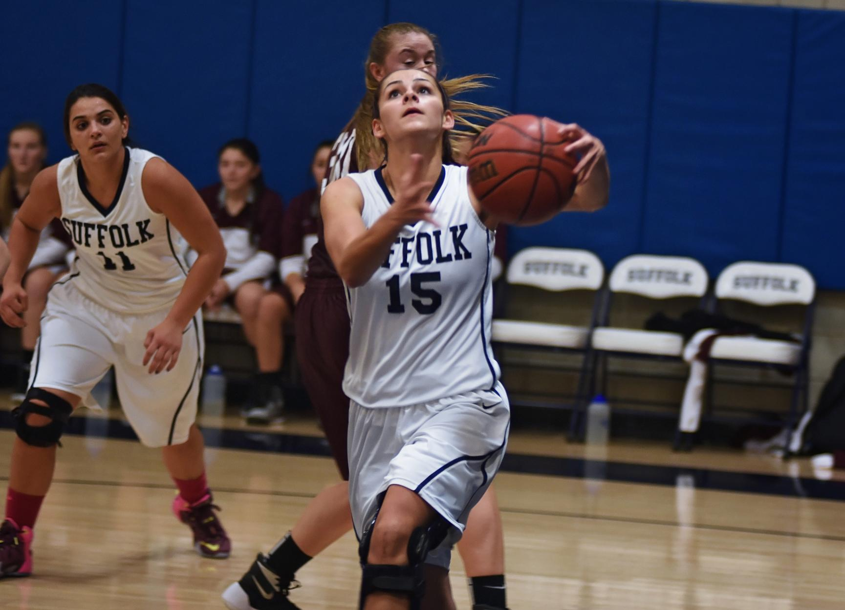 Women's Basketball Races to Fifth Straight Win, Downs Mt. Ida, 80-68