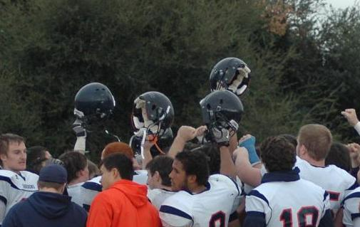 Football Kicks Off 2012 Season At Merritt Field Saturday
