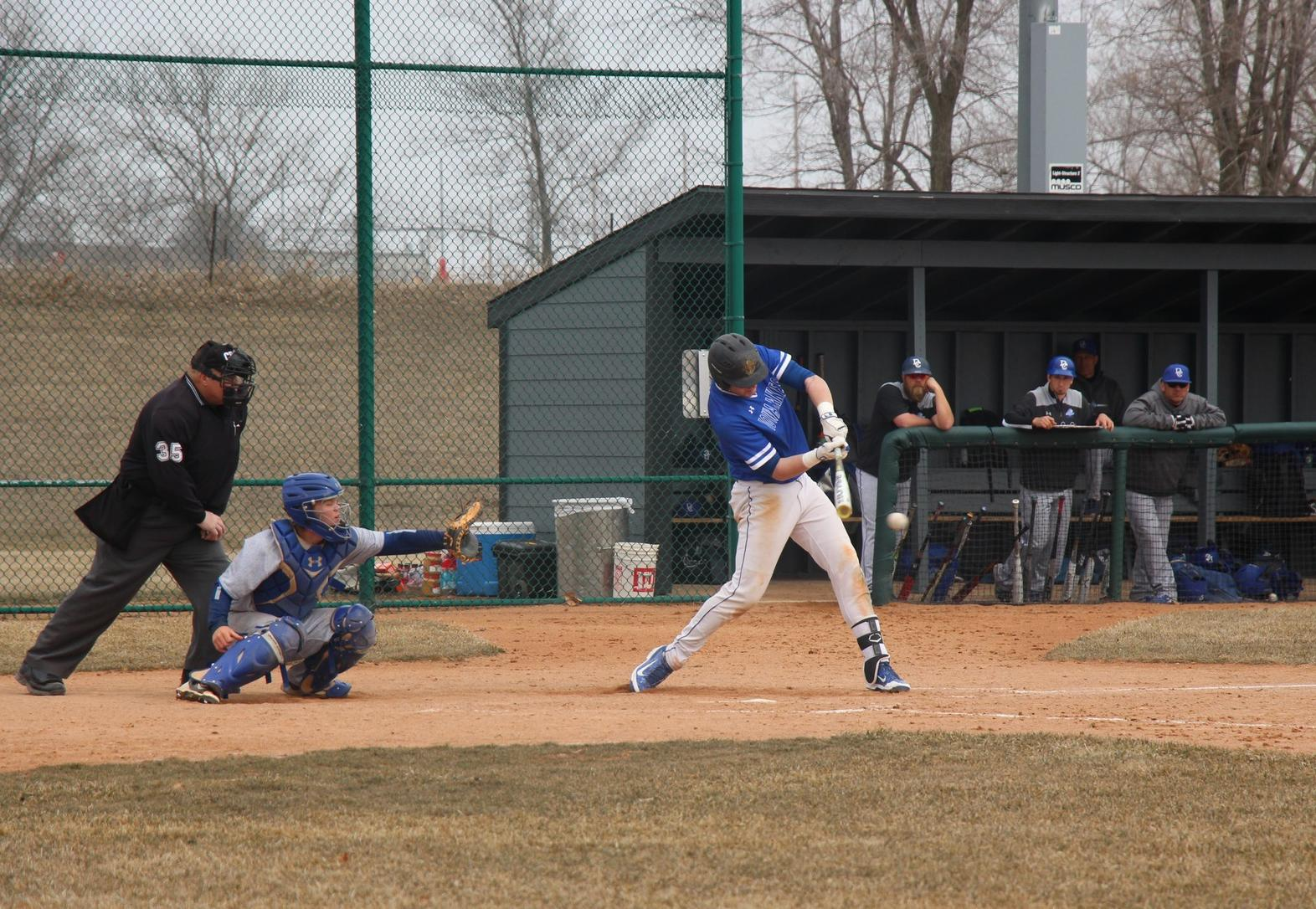 Lakers Sweep Mid-Week Doubleheader verses DCTC