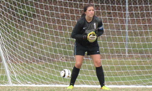Webster tallied seven saves last match