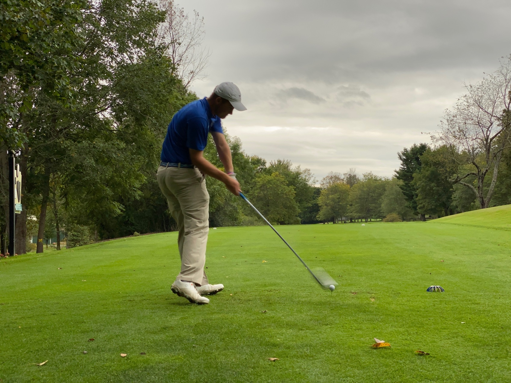 Behrend Golf in Third Place at Oswego Invitational