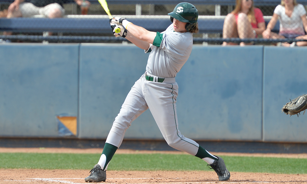 BASEBALL TAKES SERIES AT CHICAGO STATE WITH 10-3 WIN IN FINALE