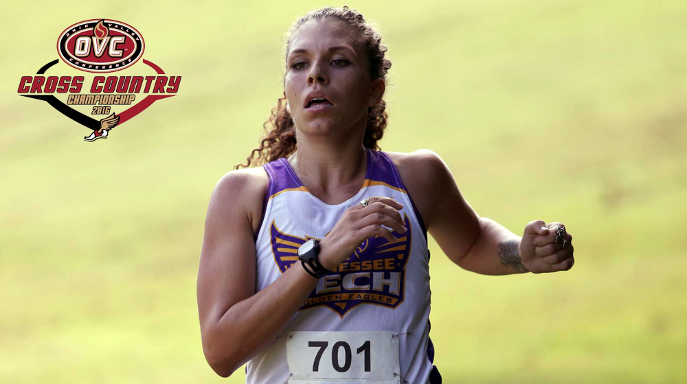 Tennessee Tech women's cross country finish seventh at OVC Championships