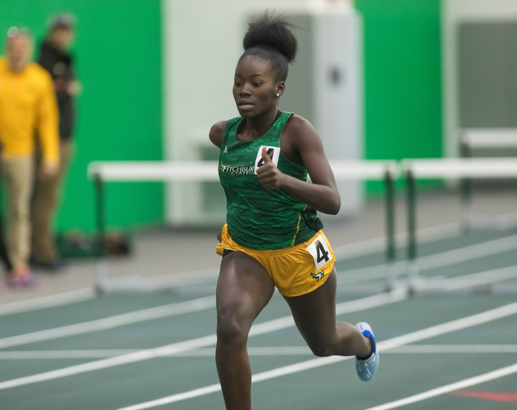 Falcons Shine At DIII New England Championships