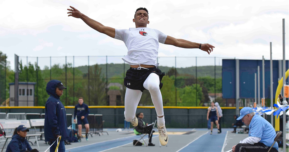 Catholic Men's Track & Field Totals 11 All-Landmark Honors