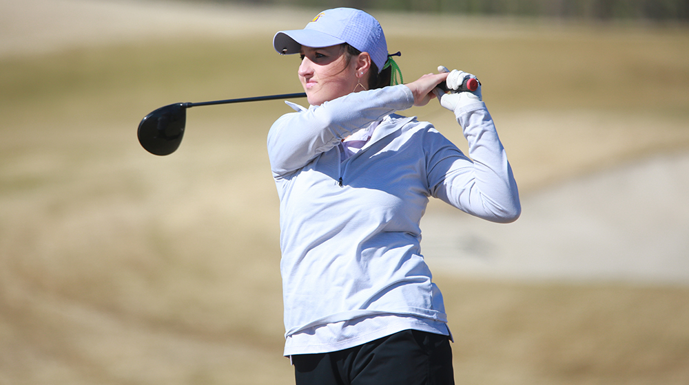 Tech women's golf tied for fifth headed into final round of Bobby Nichols Intercollegiate