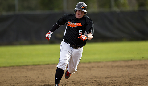 Baseball Drops Series With Willamette