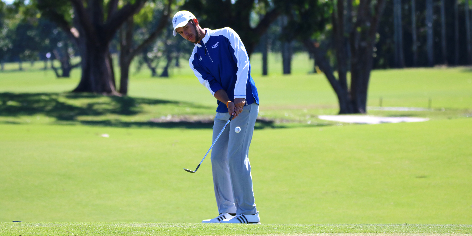 Men's Golf Ties for Fifth at Southeastern Collegiate