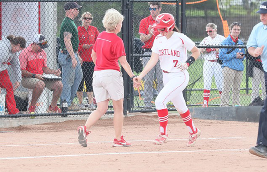 Cortland Tripped Up in 11 Innings by St. John Fisher to Open NCAA Regional Play