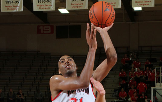 Men's Basketball Shoots 58.1 Percent in 73-67 Win Over Cleveland State