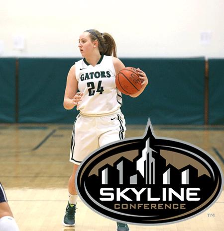 Bowman named Skyline Rookie of the Week; Schoff earns Honor Roll Status