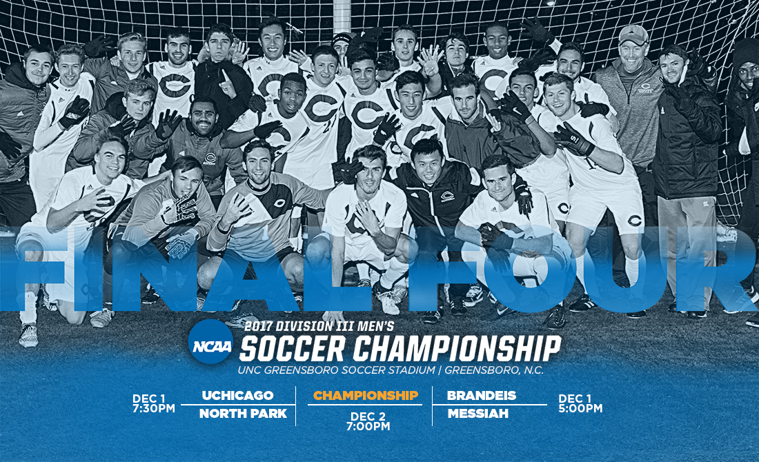 2017 Men's Soccer NCAA Final Four Preview