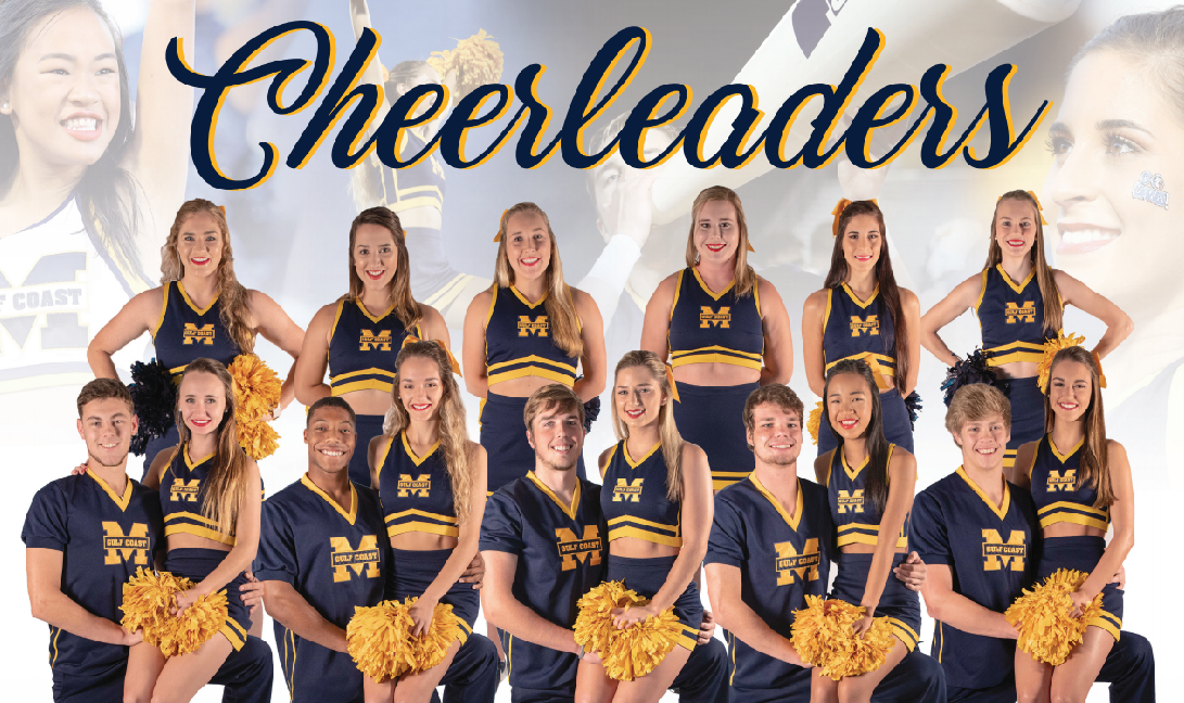 Cheer, Perkette squads competing at Nationals