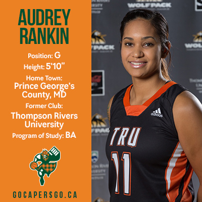 WBB: Audrey Rankin commits to CAPERS