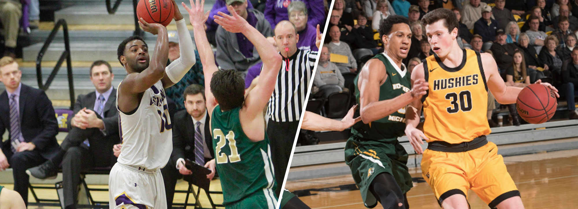 Michigan Tech's Monroe, Ashland's Davis Claim GLIAC Player of the Week Accolades Once Again