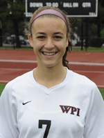 Forti Named ECAC New England Women's Soccer Rookie of the Year