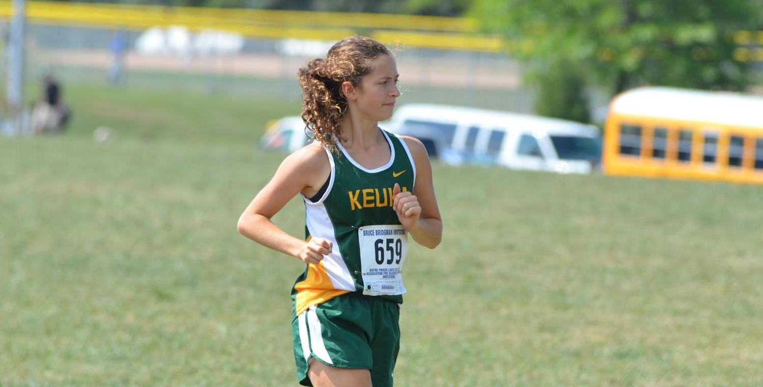 Paige Raulli led the Wolves in Cobleskill on Saturday