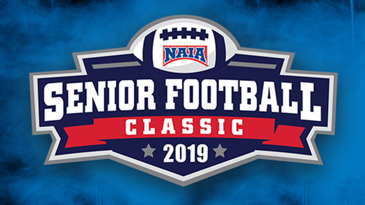 Watch Live Tomorrow: Tre Coney in the NAIA Senior Football Classic