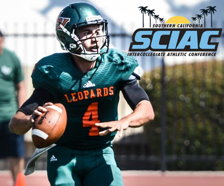 Livingston Named SCIAC Male Athlete of the Week