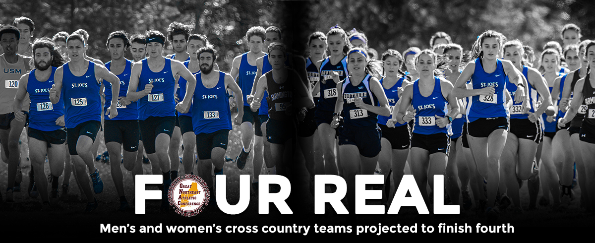 Monks Picked to Finish Fourth in GNAC Cross Country Championship Coaches Poll