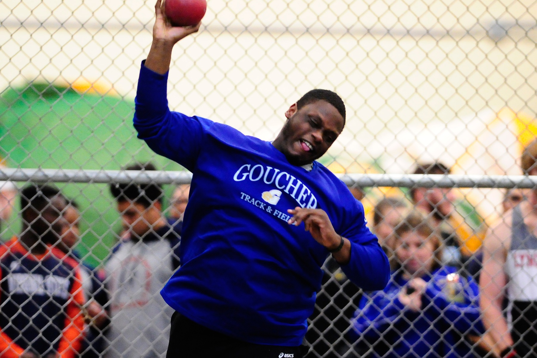 Men's Track & Field Continues Indoor Season at Collegeville Classic