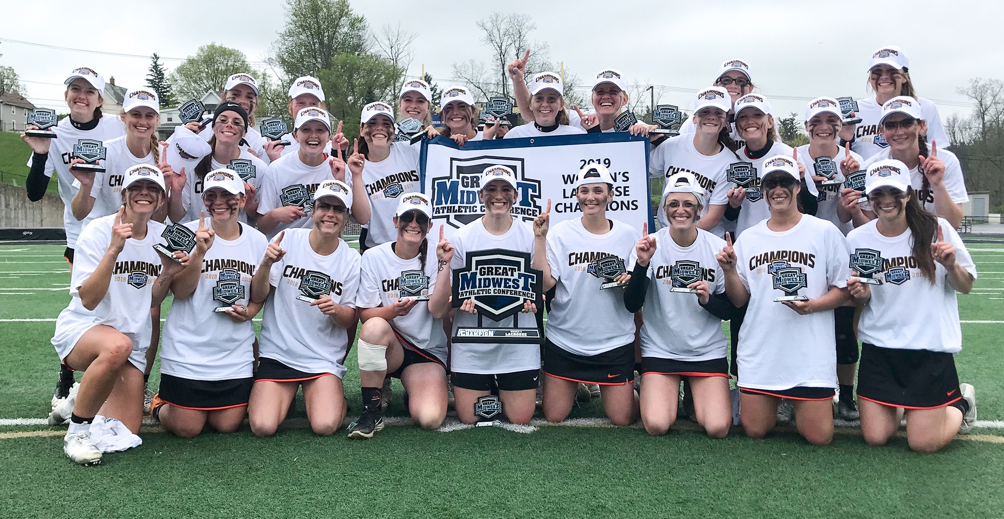 Oilers Win G-MAC Title | Defeat Dragons 9-8
