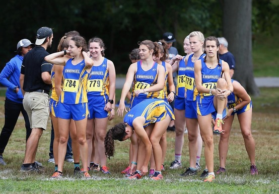 CROSS COUNTRY WRAPS 2018 CAMPAIGN WITH STRONG FINISH AT REGIONALS